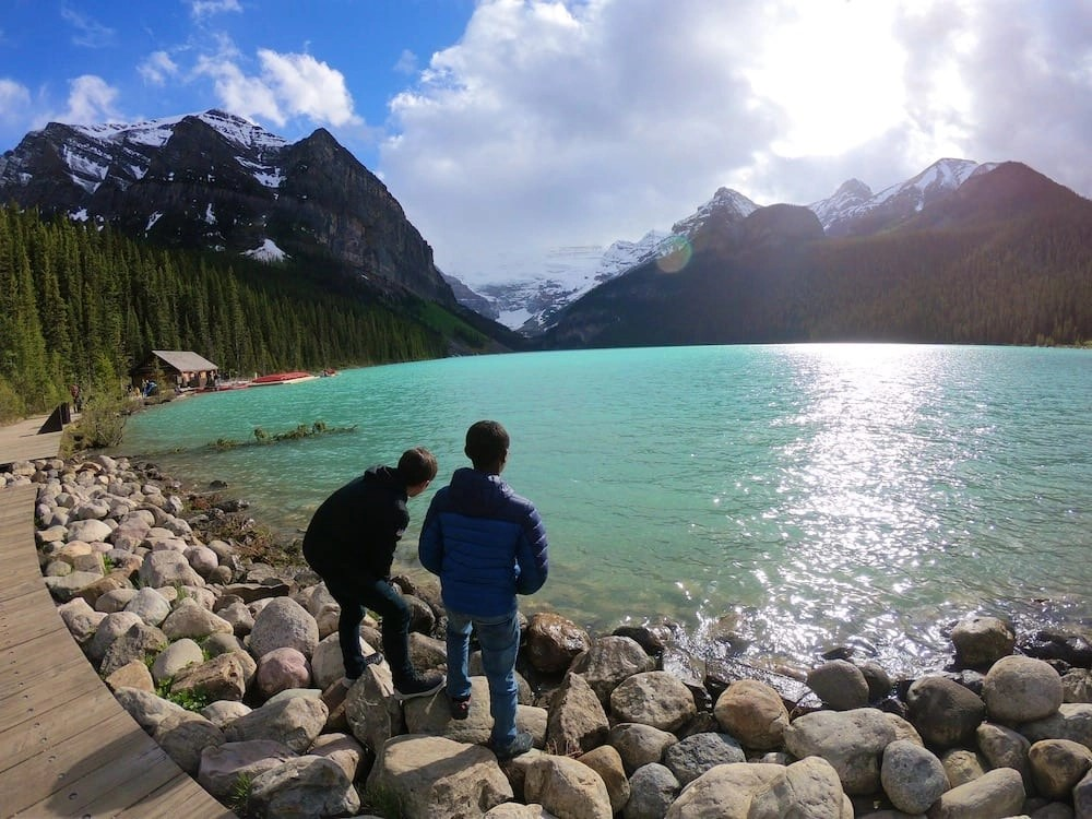 Lake Louise - Best things to do in Banff
