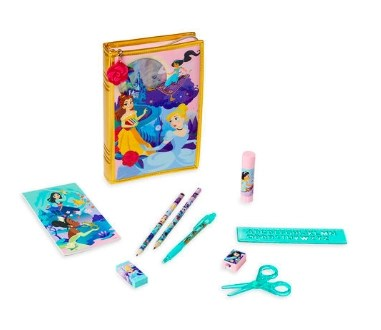 Disney Back to School Supplies 2018