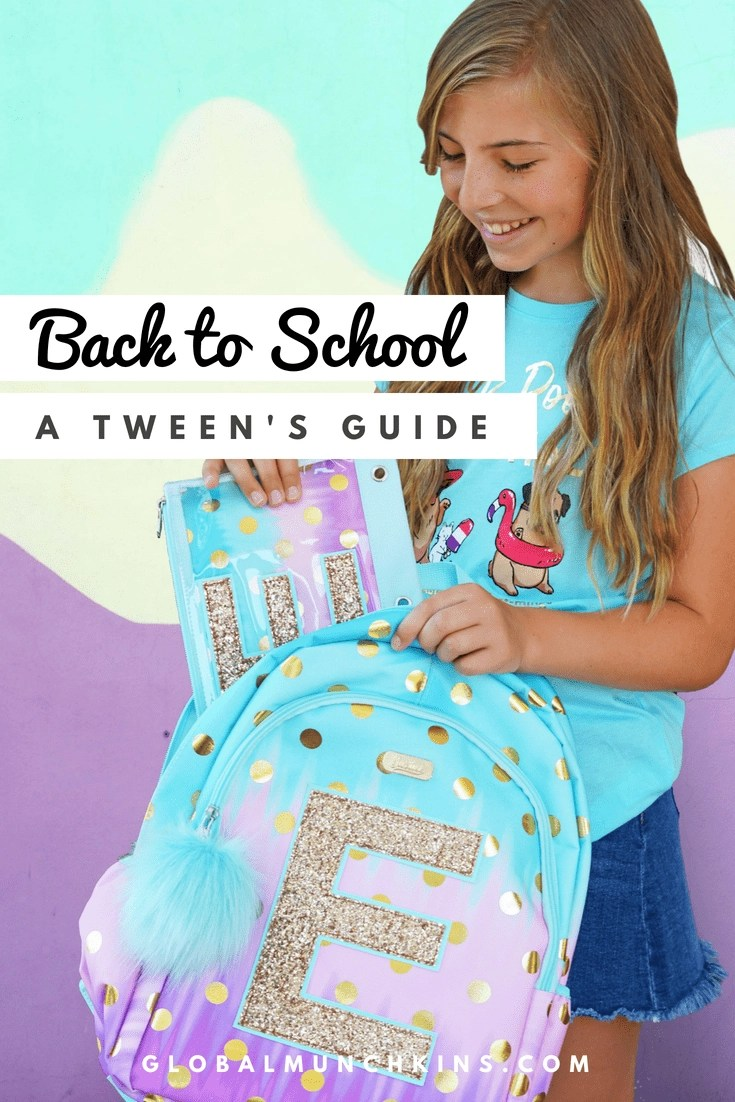 Personalized Backpack- The Best Choice for Tween Girls