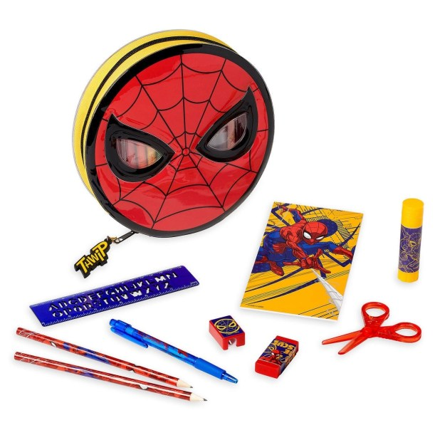 Spiderman Stationary Case