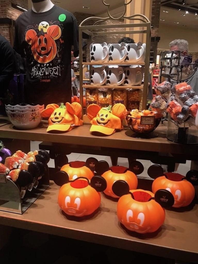 Disneyland Halloween 2018 Souvenirs