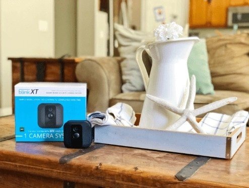 Blink at Home Security