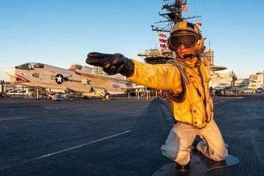 Kids Free San Diego USS Midway