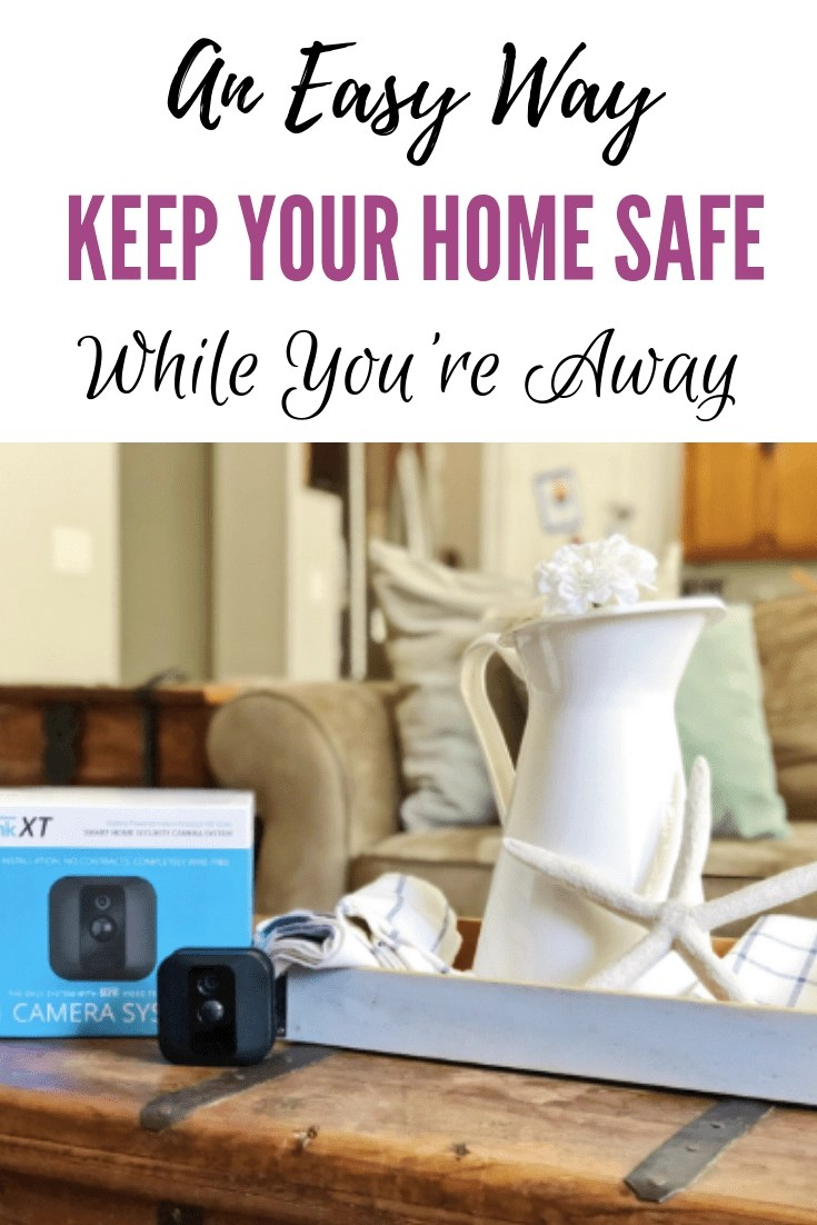 AD* For someone who travels a lot, I need a good home security system.. At first, I was worried about hardwiring a system and having yet another monthly bill, but then we found, Blink For Home a new wire-free home security system owned by Amazon. #blink #homesafety