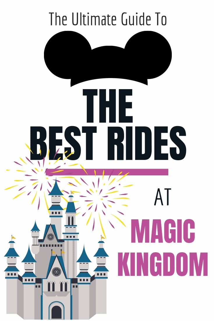 The Best Rides at Magic Kingdom [Top 11 Most Magical Choices] - #magickingdom #disneyworld #disney