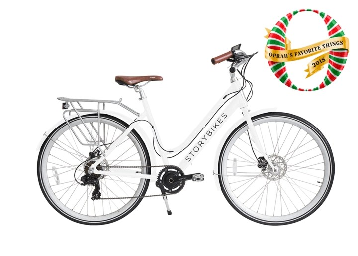 story bike Oprah's Favorite Things 2018