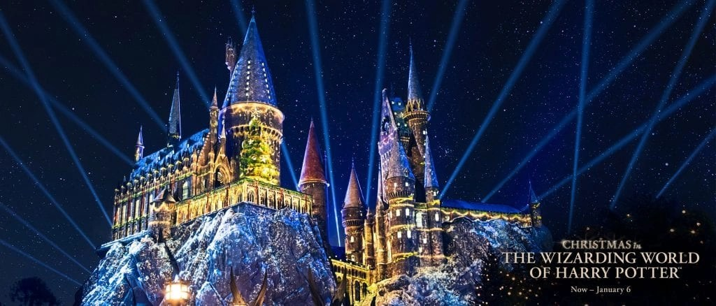 World of Harry Potter Christmas