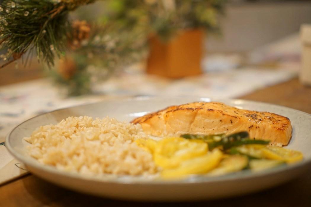 Quick and Easy Salmon Recipe