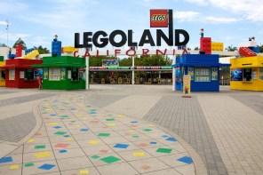 Legoland Attractions