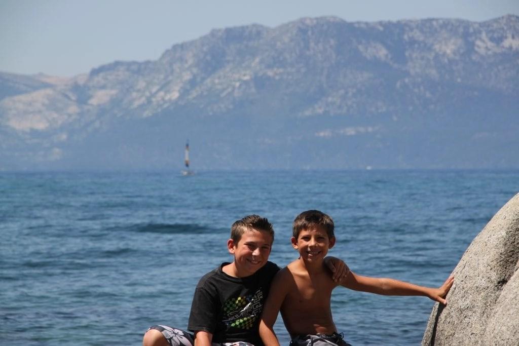 Lake Tahoe Summer
