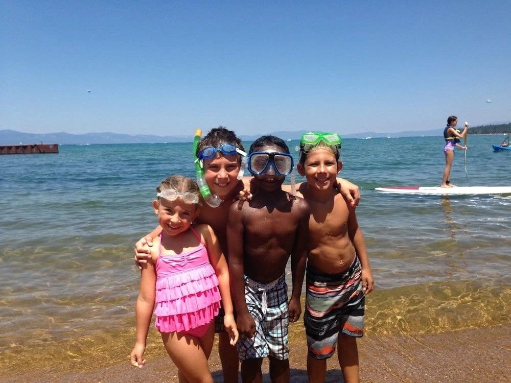 Lake Tahoe Summer - Beach