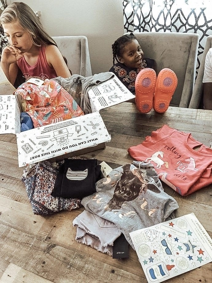 Cute looks from Stitch Fix for kids!