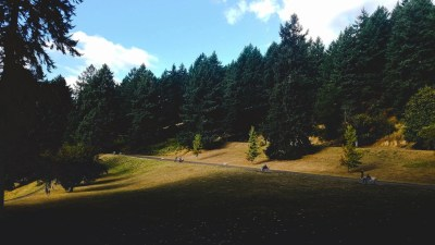 best hikes in portland - Mount Tabor