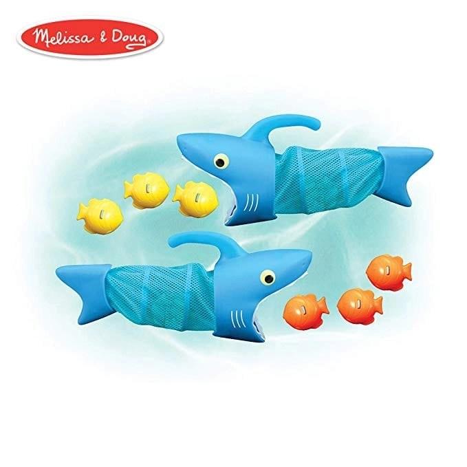 Shark pool toys