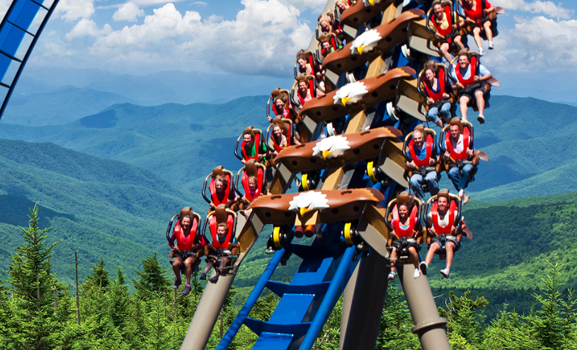 things to do in Pigeon Forge - Dollywood