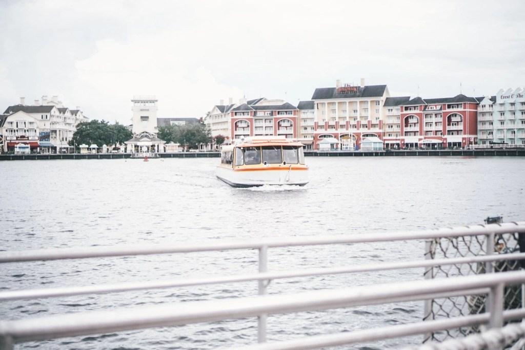 Disney Transportation - Boats