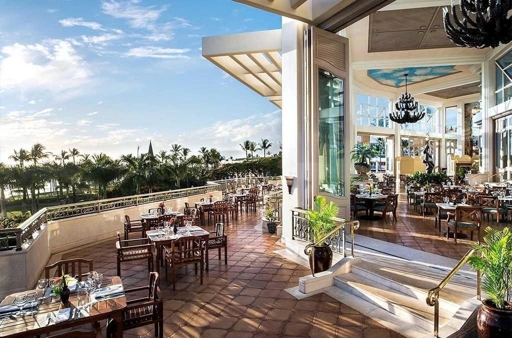 Grand Wailea Restaurant
