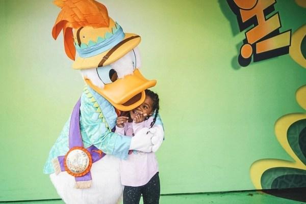 Disney World Characters - Dinoland USA
