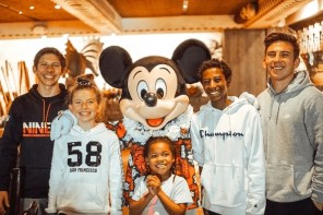 Ohana Character Breakfast – One of the Best Character Breakfasts!