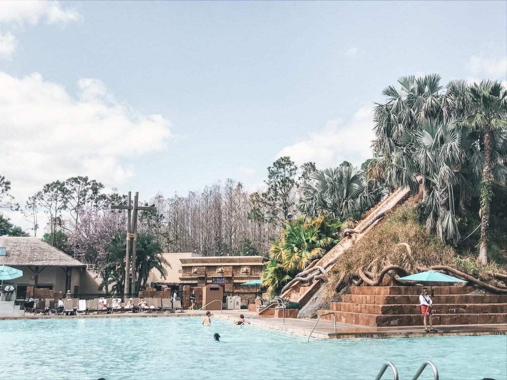 Best Disney Moderate Resorts - Coronado Springs Pool