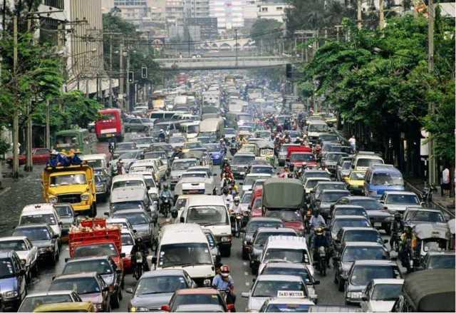 Image result for manila traffic worst