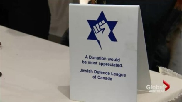 Opposition against Jewish Defence League in Montreal growing - Montreal | Globalnews.ca
