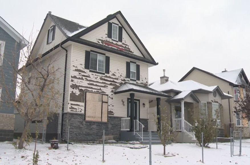 Une maison familiale à Saddleridge.