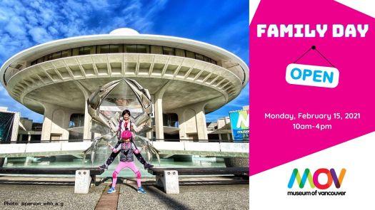 Family Day at MOV! - BC | Globalnews.ca