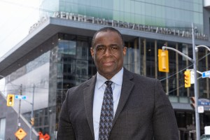 Allen is a member of Toronto's Black Scientists' Task Force on Vaccine Equity