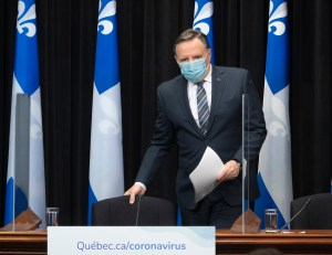 """Quebec Prime Minister tells young people to """"respect the rules"""" as emergency measures COVID-19 lengthen"""