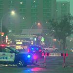Pedestrian dead following downtown Edmonton car crash - Edmonton   Globalnews.ca 💥🚑🚓🚑🚓🚑🚓💥