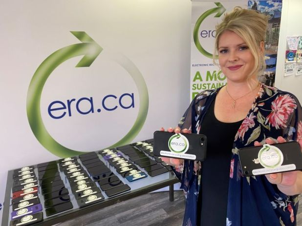 Recycled phones make 'a huge difference' for struggling Calgarians during COVID-19 – Calgary