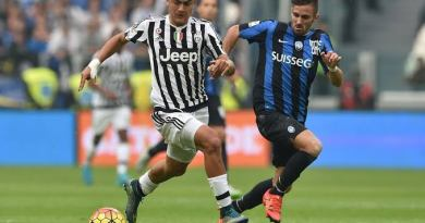 Watch Atalanta vs Juventus Live from TV Channel and beIN Sports