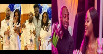 Breaking: Davido's Baby Mama, Chioma Tests Positive For Coronavirus