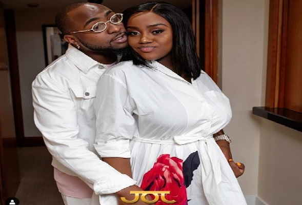 Davido And Chioma Unfollowed Each Other On Instagram and Break Up