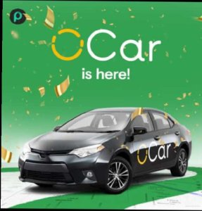 Opay launch Ocar just for N200 as they Compete against Bolt and Uber