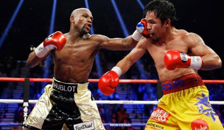 Court strikes out suit challenging outcome of Mayweather-Pacquiao bout