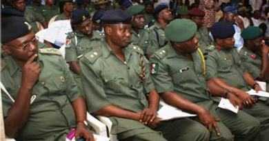 See Full List of Promoted Nigerian Army senior officers