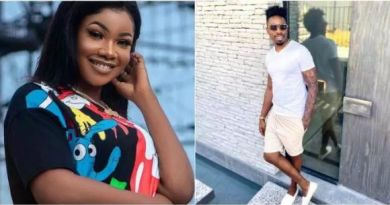 See what happened after Tacha joined Ike on Live Instagram video