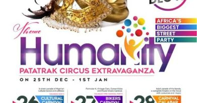 Calabar Carnival 2019 with a Theme 'Humanity' and All You Need to Know (Photos)