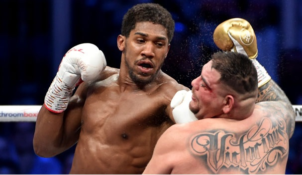 Anthony Joshua makes Top 5 Current Heavyweights In World Boxing Ranking