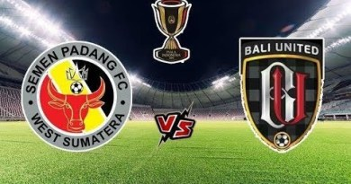Watch Semen Padang vs Bali United Live Streaming