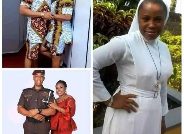 I Can't Resist the Impulse So i Decide to Marry - Catholic Reverend Sister