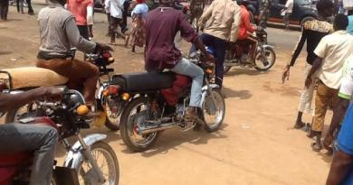 Hit and Run Motorist Knocks Down Motorcyclist With Two Passengers at Igando, Lagos
