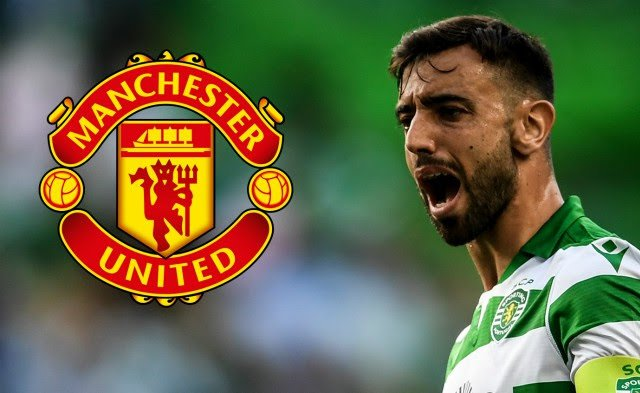 Done Deal: Man United Sign Bruno Fernandes on 5 Year Contract Deal Worth €60M