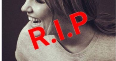 A popular celebrities commits suicide after she was insulted by the media (photos)