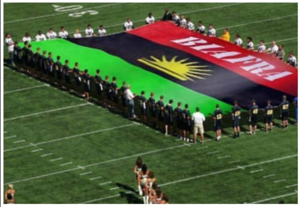 Nnamdi Kanu Unveils Biafra One-Million-Man March, The last Straw To Break The Camel's Back