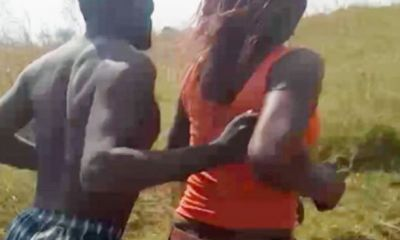 Popular Pastor Caught Sleeping With A Married Woman In The Bush (Video)