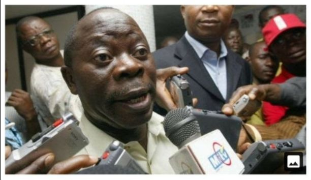 Adams Oshiomhole releases full list of APC Minister and Governors that wants him out