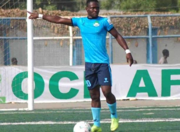 Nasarawa United Player 'Chieme Martins' Slump And Died On The Pitch (Photos)